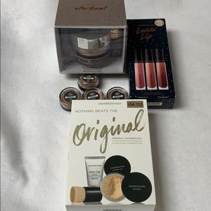 Lot of BareMinerals Products. Full Sized